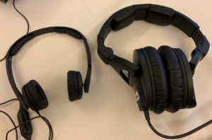 Headset difference
